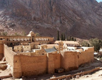 Muhammad's Protection of Christians - St. Catherine's Monastery